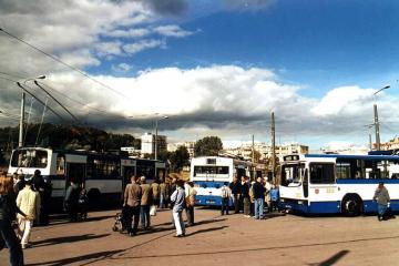 60 lat komunikacji trolejbusowej w Gdyni