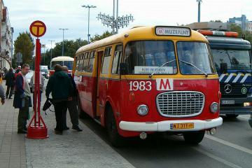 75-lecie komunikacji miejskiej w Gdyni